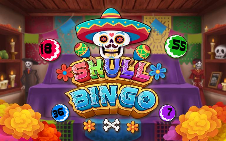 Skull bingo online on SBOBET